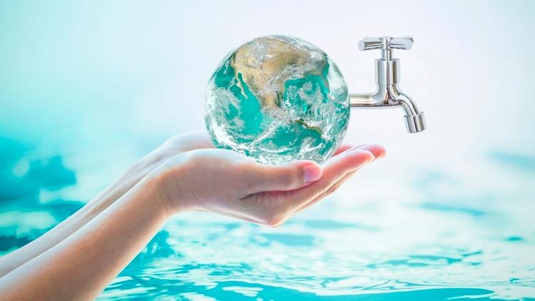 Aprender a cuidar el agua es fundamental para la vida (Shutterstock)