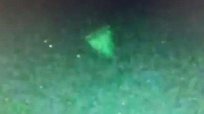 El Pentágono reconoció que las imágenes de OVNIS sobrevolando buques de guerra de EEUU son auténticas