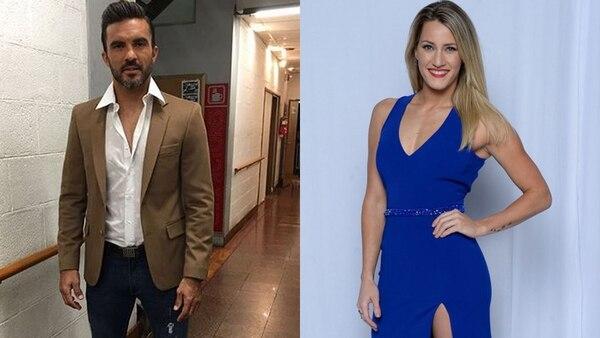 La foto que confirma el romance: Fabián Cubero y Mica Viciconte, juntos en Mendoza