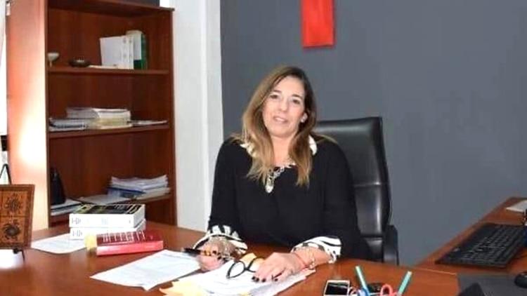 Doctora Verónica Alonso, fiscal del Juzgado Correcional N°3 de Villa Mercedes que interviene en la causa