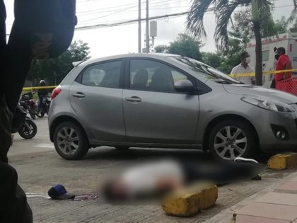 Un hombre acabó muerto luego del intento de asalto a carro de valores en Puerto Colombia, Atlántico / (Blu Radio).