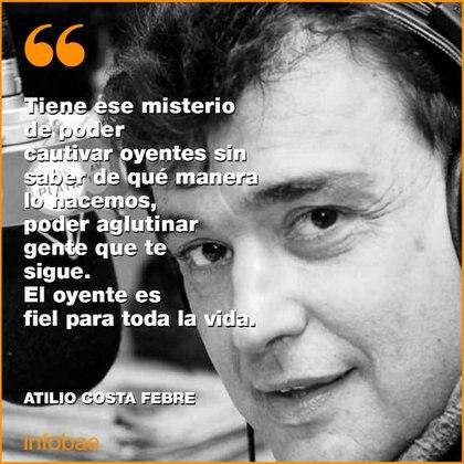 Atilio Costa Febre