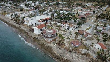 Las islas Marías funcionaron como prisión por 114 años (Foto: Cuartoscuro)