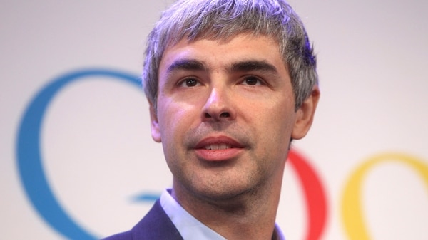 Larry Page, CEO de Google (AP)