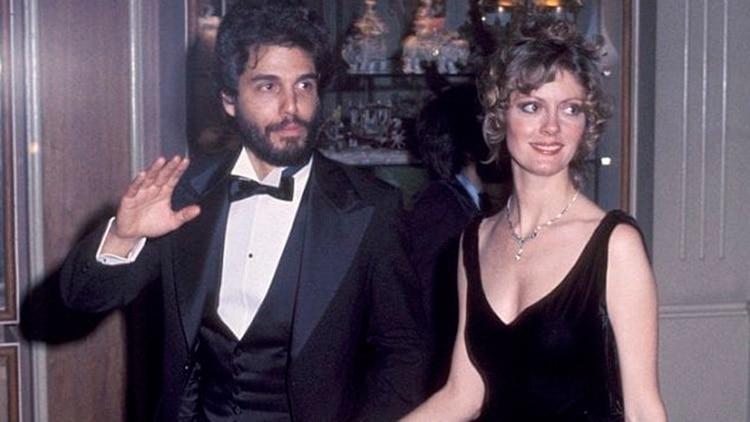 Chris y Susan Sarandon