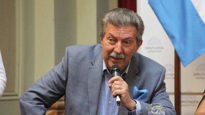 El pastor bautista Rubén Proietti, presidente de la Alianza Cristiana de Iglesias Evangélicas de la República Argentina (Aciera)