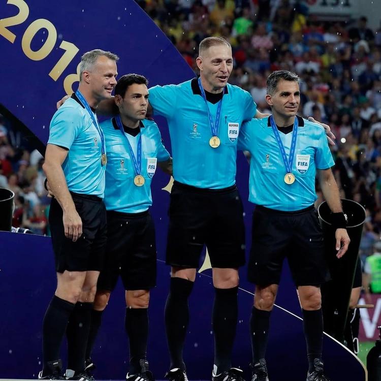 Cuestionado en Argentina, su actuación en los 5 partidos de Rusia lo pusieron en la cima del podio.