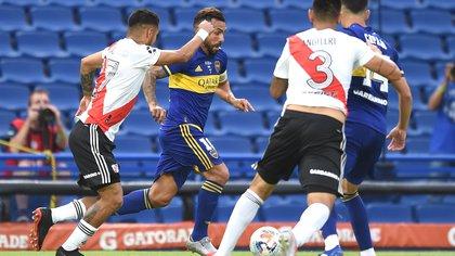 River y Boca van por la clasificación para los cuartos de final