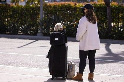 El aforo de personas en restaurantes aumentará en San Francisco (Foto: REUTERS/Mike Blake)