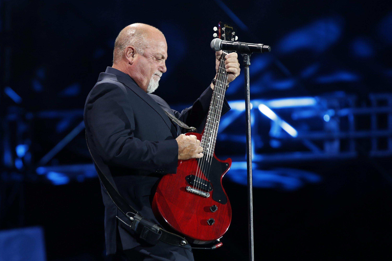 Billy Joel, uno de los más prolíficos y exitosos autores norteamericanos, que en 1989 dijo en una canción estar harto con la guerra de las colas EFE/DOMINICK REUTER/Archivo