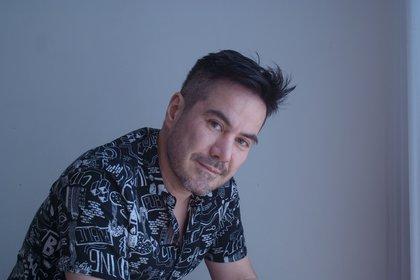 Felipe Restrepo, director del documental