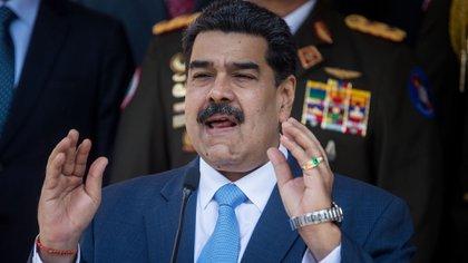 """La diplomacia cara a cara contrasta con la política estadounidense de """"máxima presión"""" sobre un líder considerado por Washington como un dictador  (EFE/Miguel Gutiérrez/Archivo)"""