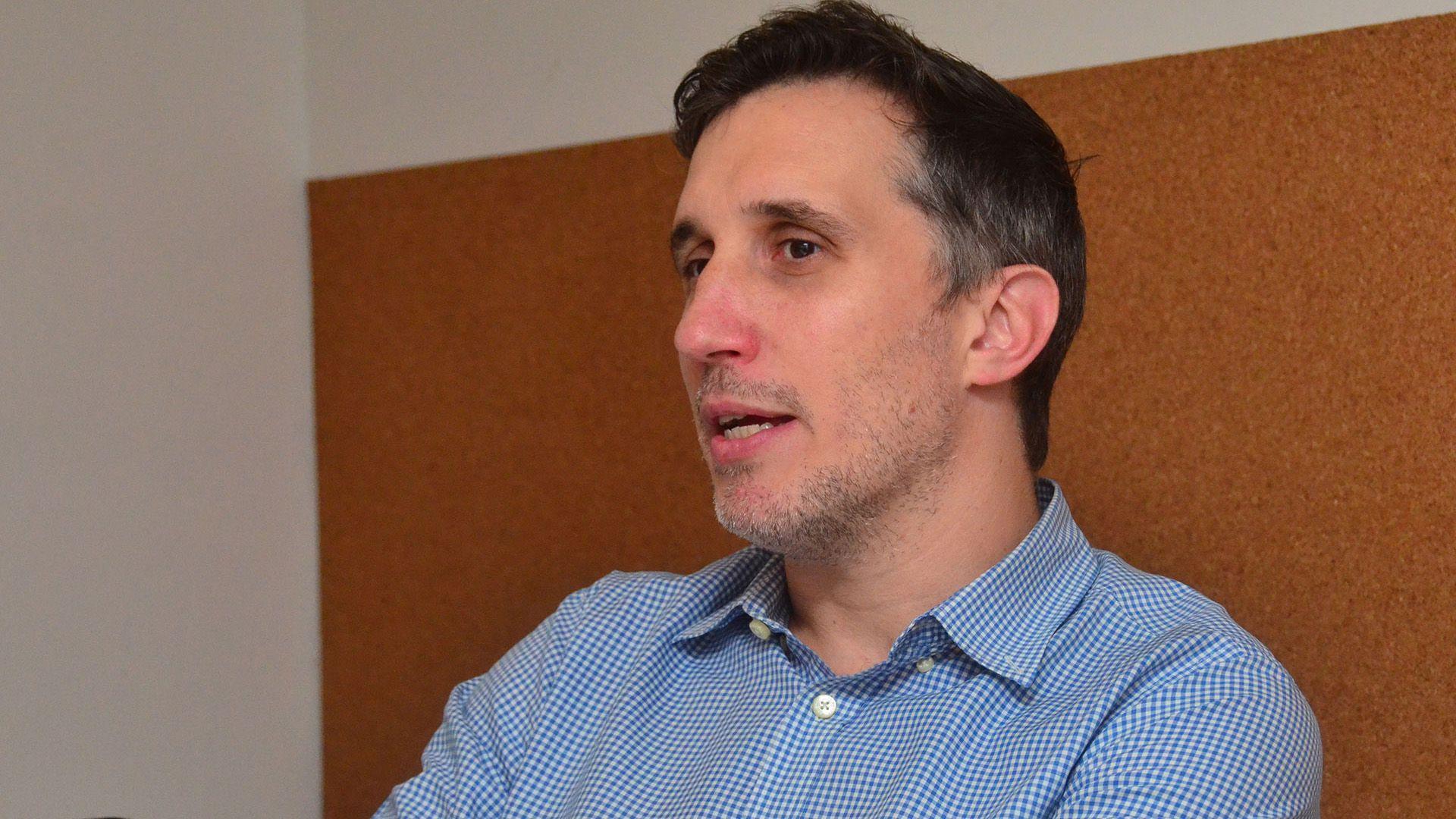 Martin Rapetti, economista (Matías Arbotto)
