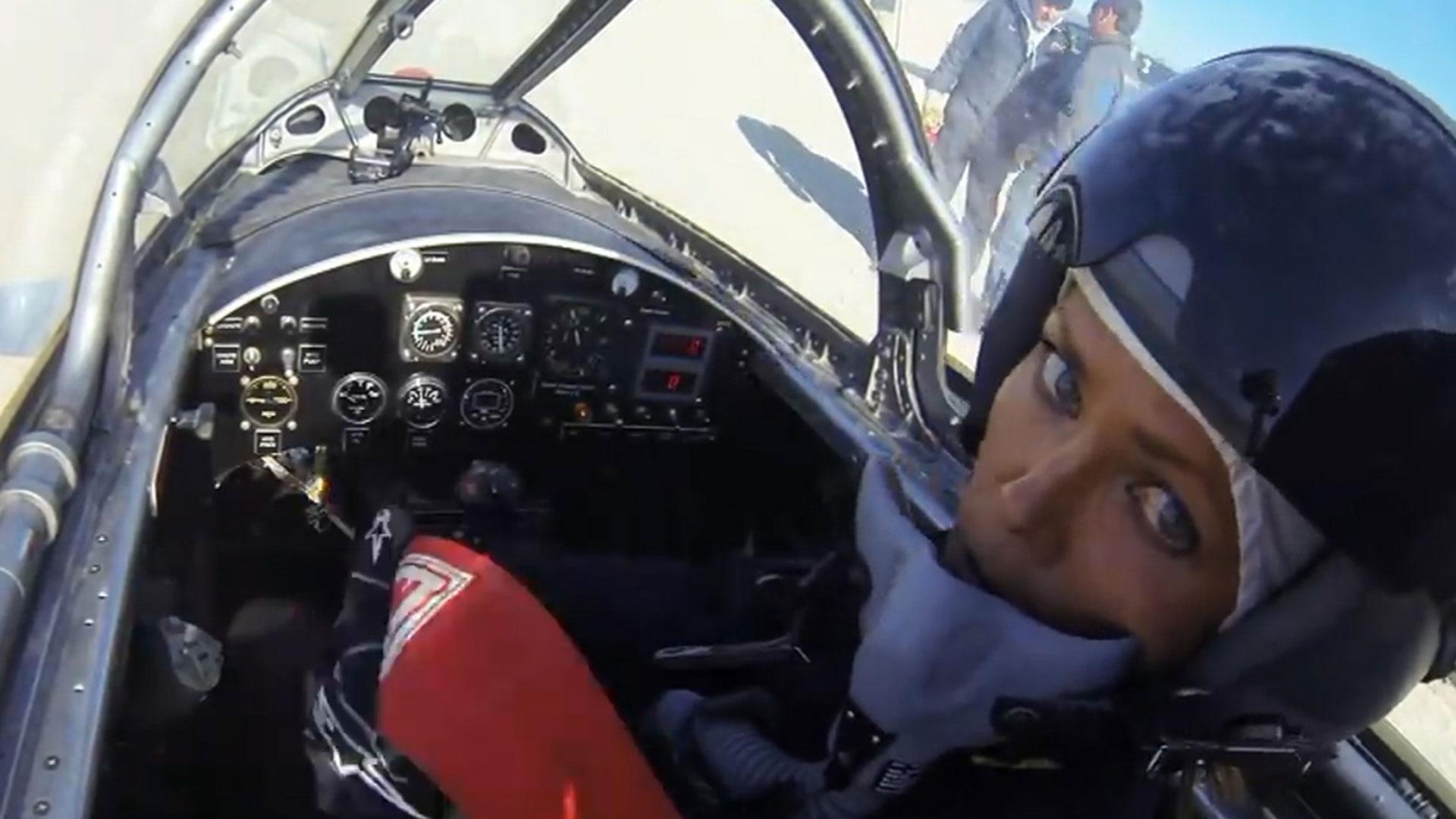 Actriz Porno Fallecida Accidente conmoción en el deporte extremo: murió la piloto jessi combs