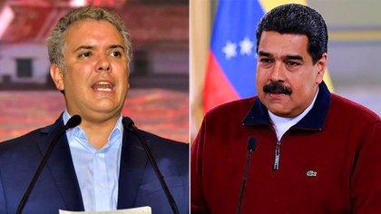 """Iván Duque aseguró que Venezuela es una """"dictadura deleznable"""""""