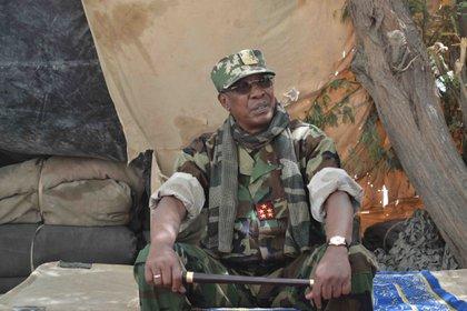 El presidente de Chad, Idriss Déby. Presidencia de Chad / Europa Press