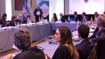El IV Reunión Técnica Internacional sobre la Movilidad Humana de Ciudadanos Venezolanos en la Región se desarrolla en Buenos Aires