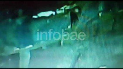 Alguna de las imágenes del hallazgo del ARA San Juan, tomadas por la empresa Ocean Infinity y que la jueza Federal de Caleta Olivia, Marta Yáñez, le mostró a los familiares de los 44 tripulantes muertos en el siniestro.