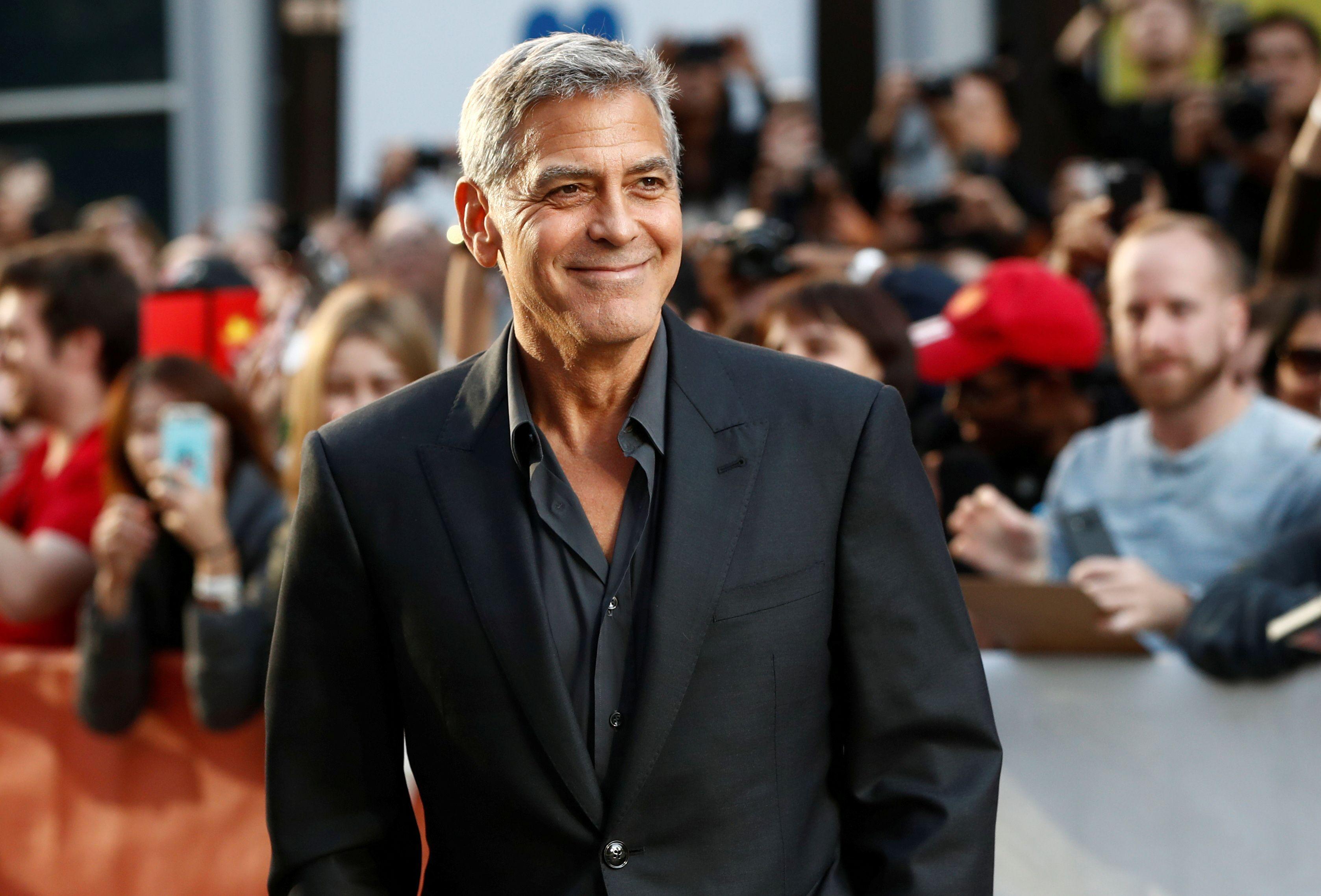 El actor es uno de los grandes filántropos de Hollywood  REUTERS/Mark Blinch/File Photo