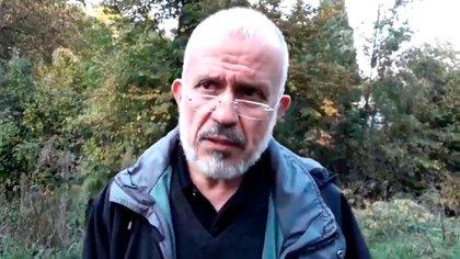 """Abdelhakim Sefrioui, el extremista islámico que llamó la atención de los """"lobos solitarios"""" sobre la figura del profesor Paty."""