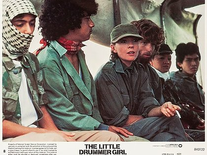 Diane Keaton en La chica del tambor (1984)