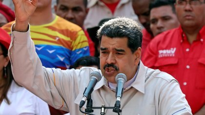 Nicolás Maduro (Reuters/ Manaure Quintero)