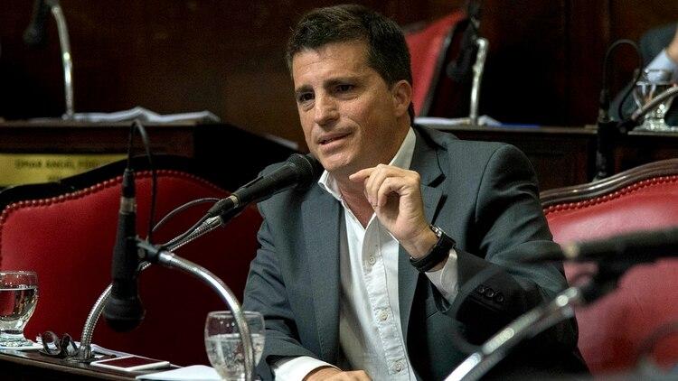 Juan Pablo Allan, senador provincial de Juntos por el Cambio