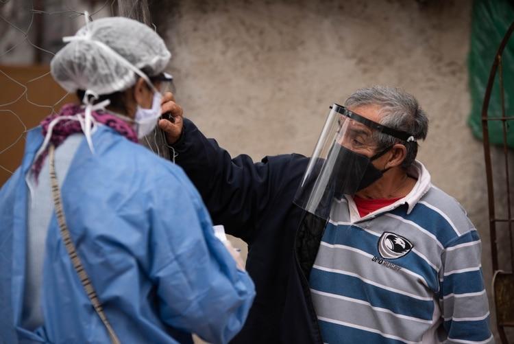 Operativos por coronavirus en la provincia de Buenos Aires