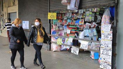 Los comercios deberán respetar una serie de medidas restrictivas por la pandemia