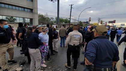 Gobierno de Chihuahua justificó represión contra manifestantes que se opusieron a una obra de construcción en Ciudad Juárez