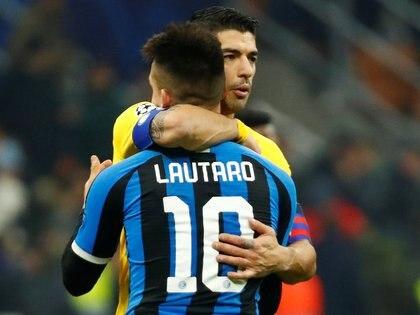 Lautaro Martínez lleva 16 goles en esta temporada - REUTERS/Alessandro Garofalo