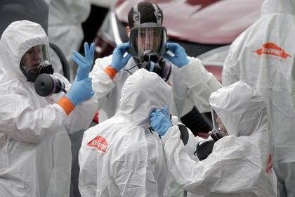 Se confirmó el primer caso de coronavirus en Puebla (Foto: REUTERS/David Ryder)