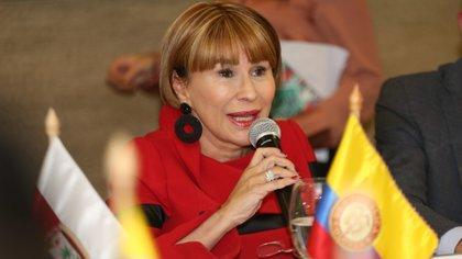 El silencio de Alicia Arango, embajadora de Colombia ante la ONU, sobre las protestas sociales