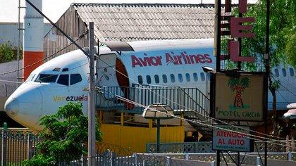 Motel Ocoa, otro de los aviones reconvertidos para el placer en Chile