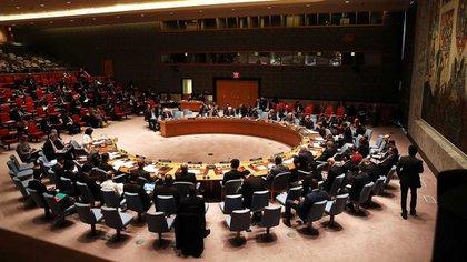 El Consejo de Seguridad de la ONU (Getty Images)