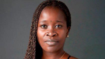 Angelina Vunge se convirtió en la primera diputada africana en llegar al Parlamento uruguayo