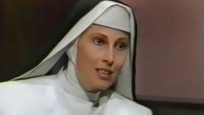 """Luisa Kuliok en la piel de """"Sor Piedad"""""""