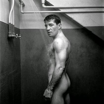 Rocky Graziano, fotografiado por Stanley Kubrick