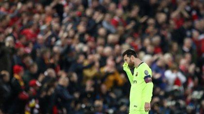 Aquel partido marcó la eliminación del Barcelona ante el Liverpool (Reuters)