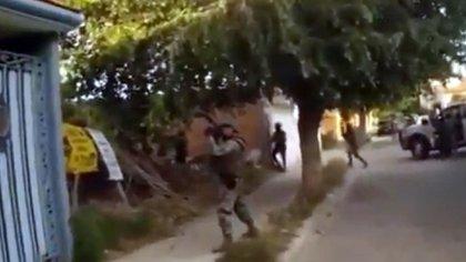 En los últimos meses las fuerzas del estado mexicano han detenido a cabecillas e distintas células de Los Zetas, que operan en Tamaulipas (Foto: captura de pantalla)