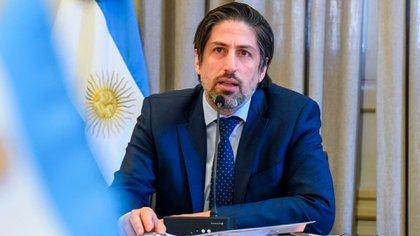 El ministro de Educación nacional, Nicolás Trotta, presentó un programa para ir a buscar a los alumnos