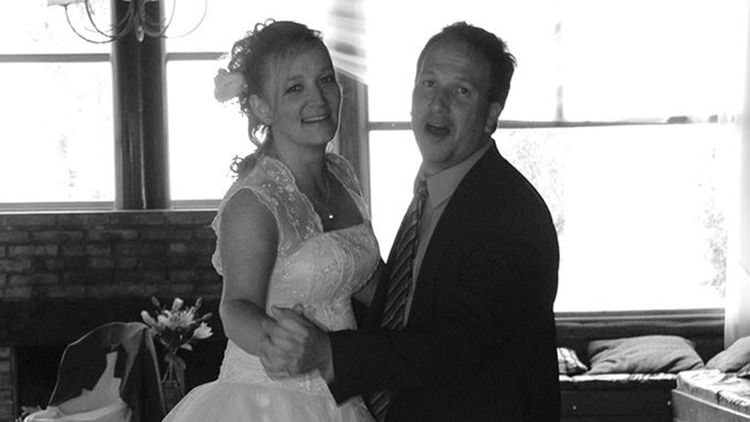 Danisa y Jorge se habían casado en octubre de 2012