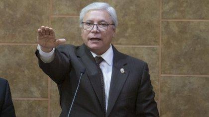 Bonilla tomó protesta como gobernador de Baja California en noviembre de 2019 (Foto: Cuartoscuro)