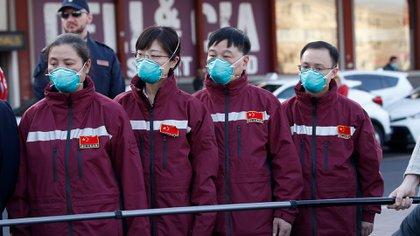 Desde que comenzó la propagación del coronavirus en China las imágenes no sólo cambiaron en las ciudades sino también en las lecturas de los satélites (AP)