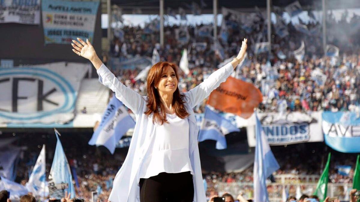 El video con el que La Cámpora homenajeó a Cristina Kirchner en su cumpleaños - Infobae