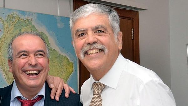 José López y Julio De Vido fueron mencionados por Roggio (foto NA)