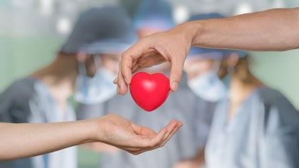Según las cifras del Incucai, en lo que va de 2018 se realizaron más de 860 trasplantes de órganos (Getty Images)