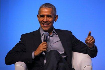 El ex presidente de EEUU Barack Obama (EFE)