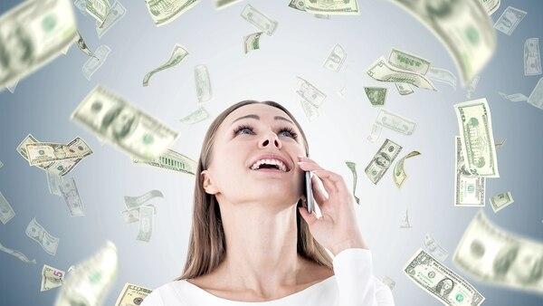 Nueve de cada 10 personas identificaron más rápido la señal de ganar dinero que la de ahorrarlo.