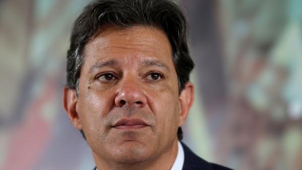 Fernando Haddad (Reuters)